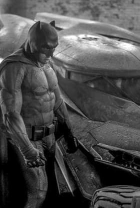 Ben Affleck's Batman revealed