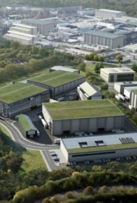 Pinewood Studios expansion plans granted
