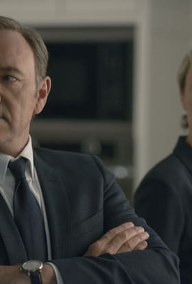 House of Cards calls off production in Maryland