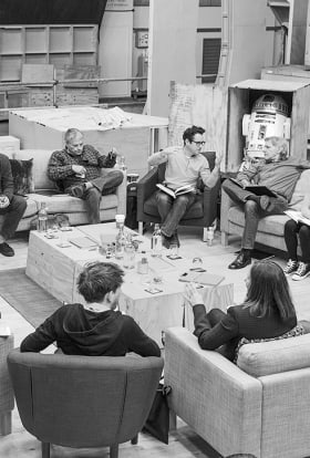 The wait is over as Star Wars cast is announced