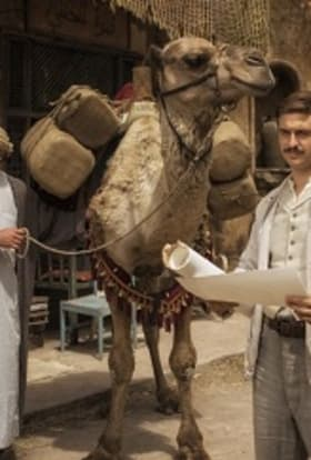ITV's Tutankhamun filmed South Africa as Egypt
