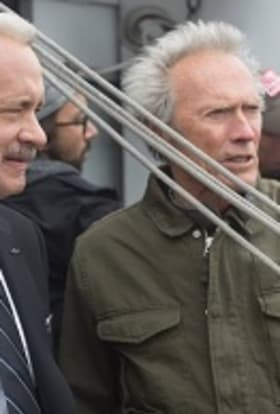 Clint Eastwood filmed Sully in New York and LA