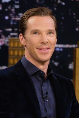 Benedict Cumberbatch filming in the UK