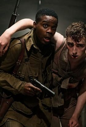War horror movie Overlord filmed UK as France