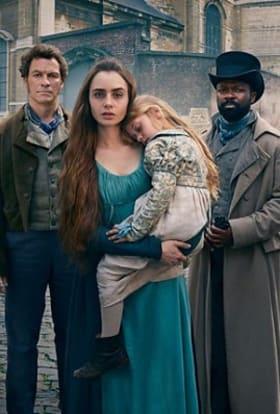 BBC's Les Misérables filmed Belgium as France