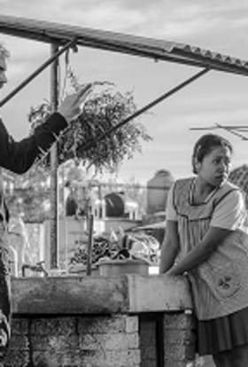 Mexico City filming locations for Roma