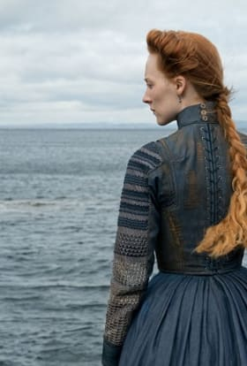 Mary Queen of Scots filmed Highland locations