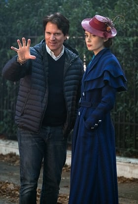 Mary Poppins Returns built classic settings in UK