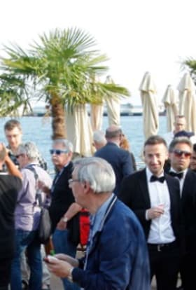 KFTV networking event at Cannes Lions