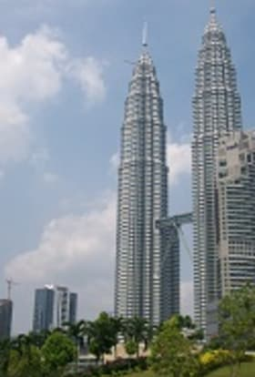 Drama The Singapore Grip filming in Malaysia