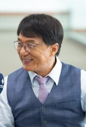 Jackie Chan filming action movie in Dubai