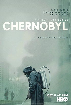 Chernobyl filmed at Lithuanian power plant