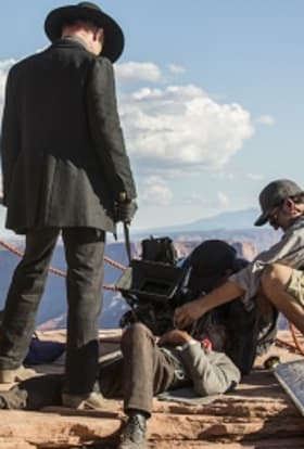 TV sci-fi Westworld filmed in California and Utah