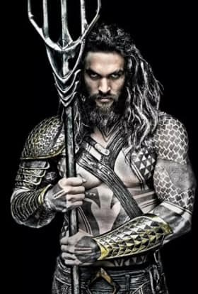 Aquaman filming 'dry for wet' rather than underwater
