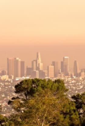 Television location filming rises in Los Angeles