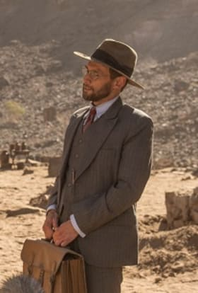 Tutankhamun producer talks South Africa filming