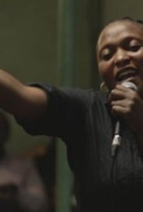 Berlinale competition title Félicité filmed in Kinshasa