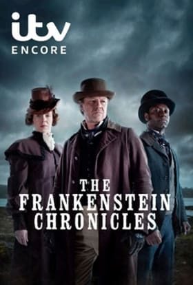 The Frankenstein Chronicles filmed Belfast as London