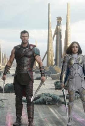 Thor Ragnarok filmed at Queensland studio