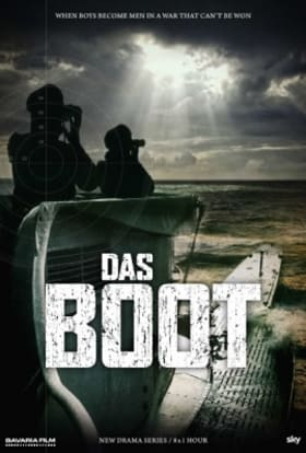 Das Boot submarine drama filming in France