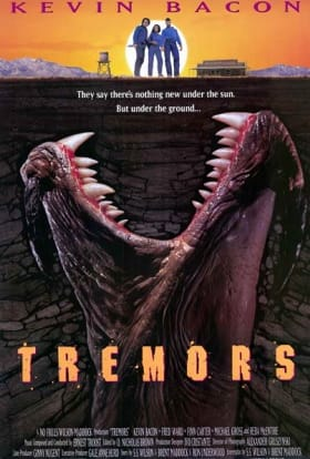 Tremors and Dreamland to film in New Mexico