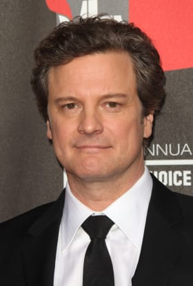 Colin Firth's busy schedule