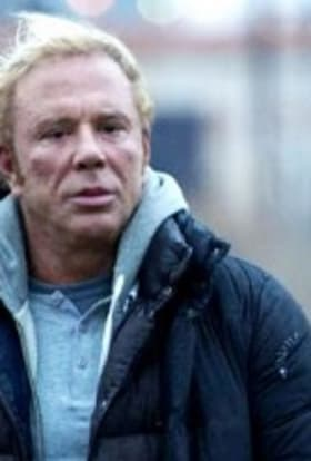 Mickey Rourke filming boxing drama Tiger in Ohio