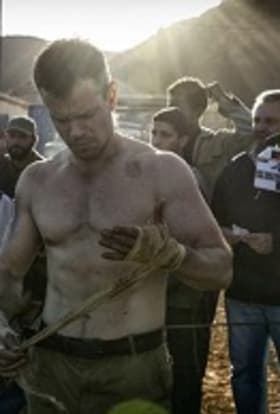 Jason Bourne boosts Tenerife location filming