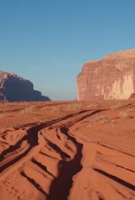 Ridley Scott's The Martian moves to Jordan
