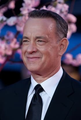 Ron Howard and Tom Hanks in Budapest for Inferno