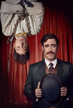 Houdini and Doyle filmed in the UK and Toronto