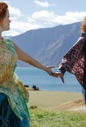 A Wrinkle in Time films New Zealand vistas