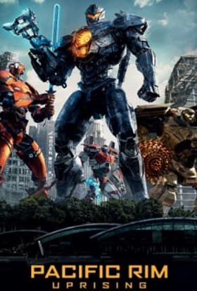Pacific Rim Uprising films in Australia and China