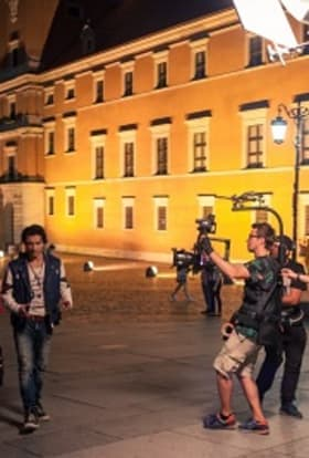 Pakistani action movie showcases Polish locations