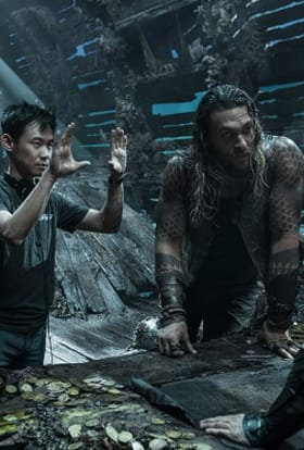 Aquaman filmed scenes 'dry-for-wet' in Australia