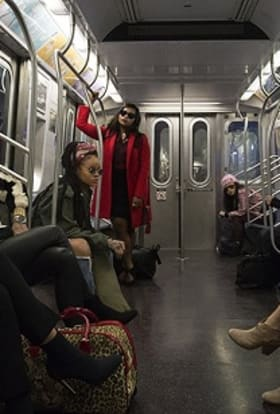 Heist movie Ocean's 8 filmed in New York's Met
