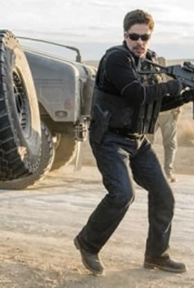 Sicario thriller sequel filmed in Mexico City
