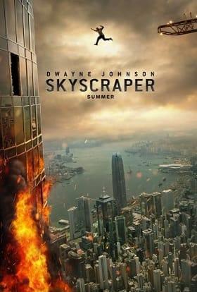 Dwayne Johnson filmed Skyscraper in Vancouver