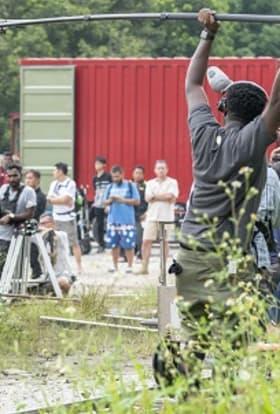 Filmed in Malaysia – Strike Back on location