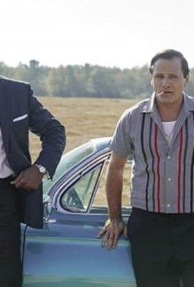 Green Book on location - filming Louisiana