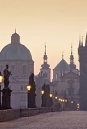 HBO Europe filming spy drama in Prague