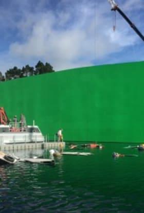 The Meg producers helped set up NZ film studio