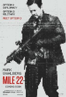 Bogota filming for Mark Wahlberg in Mile 22