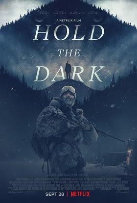 Netflix thriller Hold the Dark films Alberta as Alaska