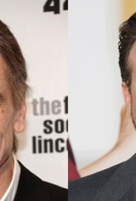 Berlin beckons for Jeremy Irons and Jason Sudeikis