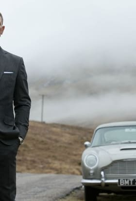 Bond 24 set to shoot in Rome