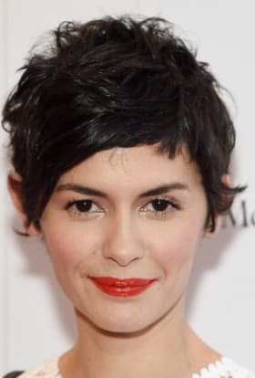 Audrey Tautou films in Paris and Burgundy