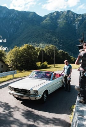 Switzerland launches new film commission & production incentive