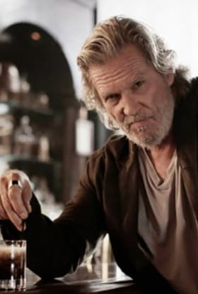 Jeff Bridges in California for Kahlúa ad