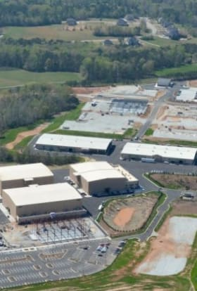 Pinewood expansion plans on track
